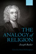 Cover for Joseph Butler: The Analogy of Religion