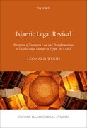 Cover for Islamic Legal Revival