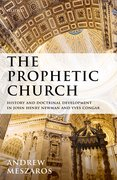 Cover for The Prophetic Church