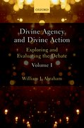 Cover for Divine Agency and Divine Action, Volume I