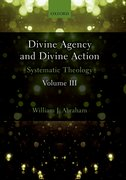 Cover for Divine Agency and Divine Action, Volume III