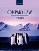 Cover for Company Law