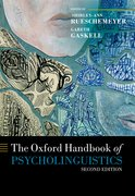 Cover for The Oxford Handbook of Psycholinguistics - 9780198786825