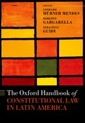 Cover for The Oxford Handbook of Constitutional Law in Latin America