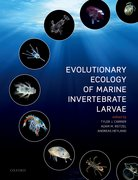Cover for Evolutionary Ecology of Marine Invertebrate Larvae