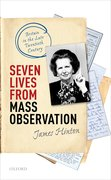 Cover for Seven Lives from Mass Observation