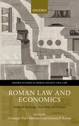 Cover for Roman Law and Economics