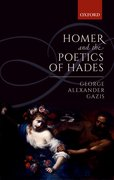 Cover for Homer and the Poetics of Hades