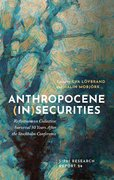 Cover for Anthropocene (In)securities