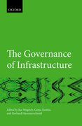 Cover for The Governance of Infrastructure