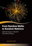 Cover for From Random Walks to Random Matrices