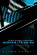 Cover for Structural Crisis and Institutional Change in Modern Capitalism