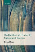 Cover for Modification of Treaties by Subsequent Practice