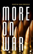 Cover for More on War