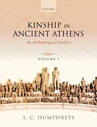 Cover for Kinship in Ancient Athens: Two-Volume Set - 9780198788249