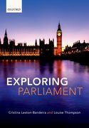 Cover for Exploring Parliament