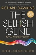 Cover for The Selfish Gene - 9780198788607