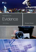 Cover for Murphy on Evidence