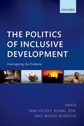 Cover for The Politics of Inclusive Development - 9780198788829