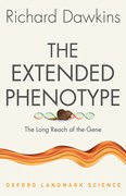 Cover for The Extended Phenotype