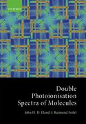 Cover for Double Photoionisation Spectra of Molecules