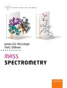 Cover for Mass Spectrometry