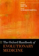 Cover for The Oxford Handbook of Evolutionary Medicine