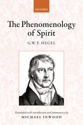 Cover for Hegel: The Phenomenology of Spirit