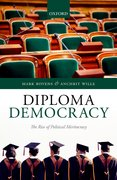 Cover for Diploma Democracy