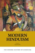 Cover for The Oxford History of Hinduism: Modern Hinduism