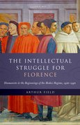 Cover for The Intellectual Struggle for Florence