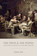 Cover for The Press and the People
