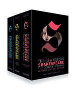 Cover for The New Oxford Shakespeare: Complete Set
