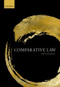 Cover for Comparative Law