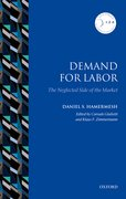 Cover for Demand for Labor