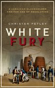 Cover for White Fury