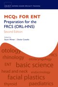 Cover for MCQs for ENT