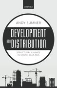Cover for Development and Distribution - 9780198792369