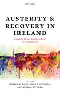 Cover for Austerity and Recovery in Ireland