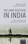 Cover for The Land Question in India