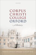 Cover for Corpus Christi College, Oxford