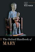 Cover for The Oxford Handbook of Mary