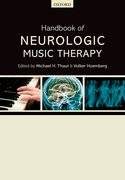 Cover for Handbook of Neurologic Music Therapy - 9780198792611