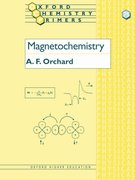 Cover for Magnetochemistry