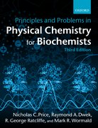 Cover for Principles and Problems in Physical Chemistry for Biochemists