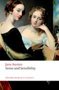 Cover for Sense and Sensibility