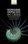 Cover for Reconfiguring European States in Crisis - 9780198793373