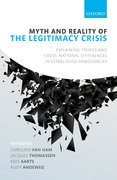 Cover for Myth and Reality of the Legitimacy Crisis