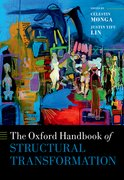 Cover for The Oxford Handbook of Structural Transformation
