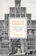 Cover for Fellowship and Freedom